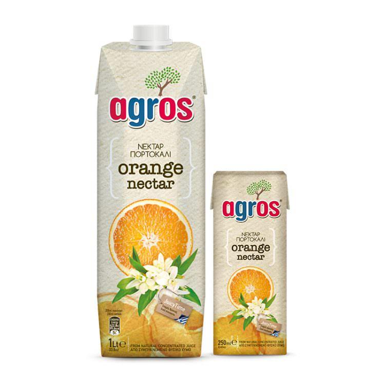 AGROS ORANGE DRINK 1L