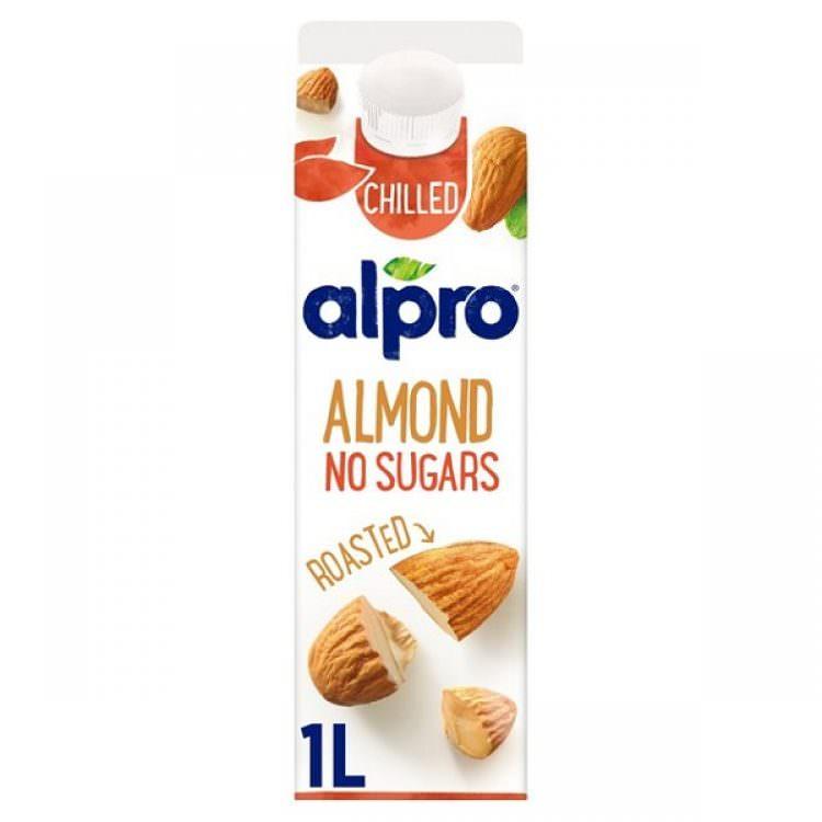 ALPRO ALMOND 0% 1L