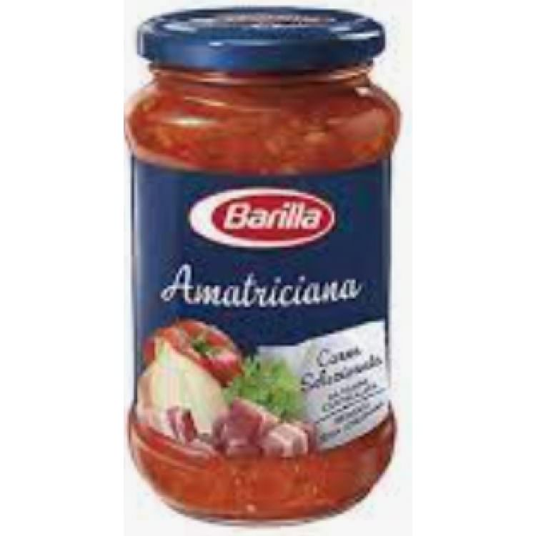 BARILLA AMATRICIANA 400g