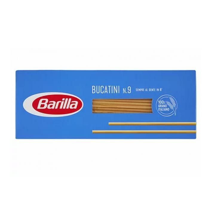 BARILLA BUCATINI No9 500g