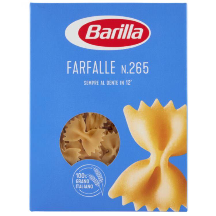 BARILLA FARFALLE No265 500g
