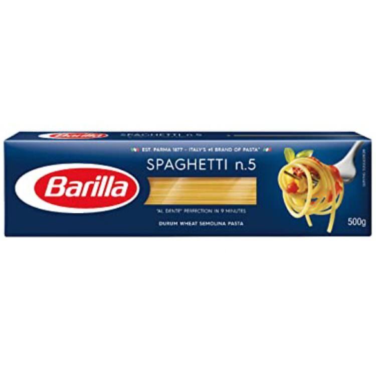 BARILLA SPAGHETTII No5 500g
