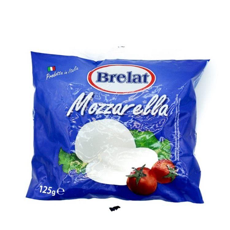 BRELAT FRESH MOZZARELLA 125g