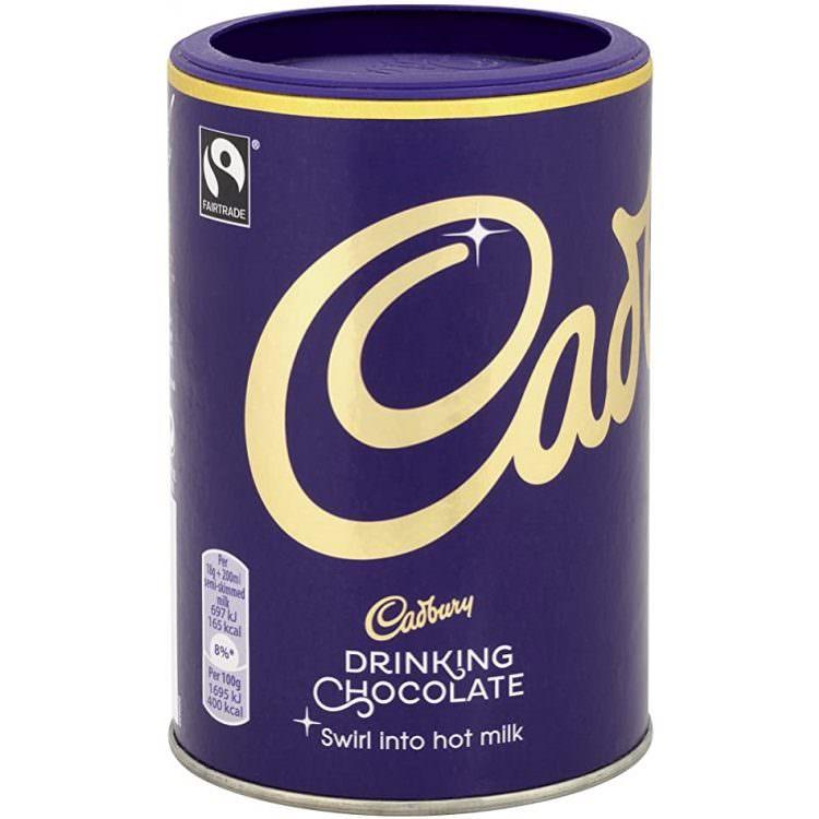 CARDBURY CHOCOLATE DRINK 250g