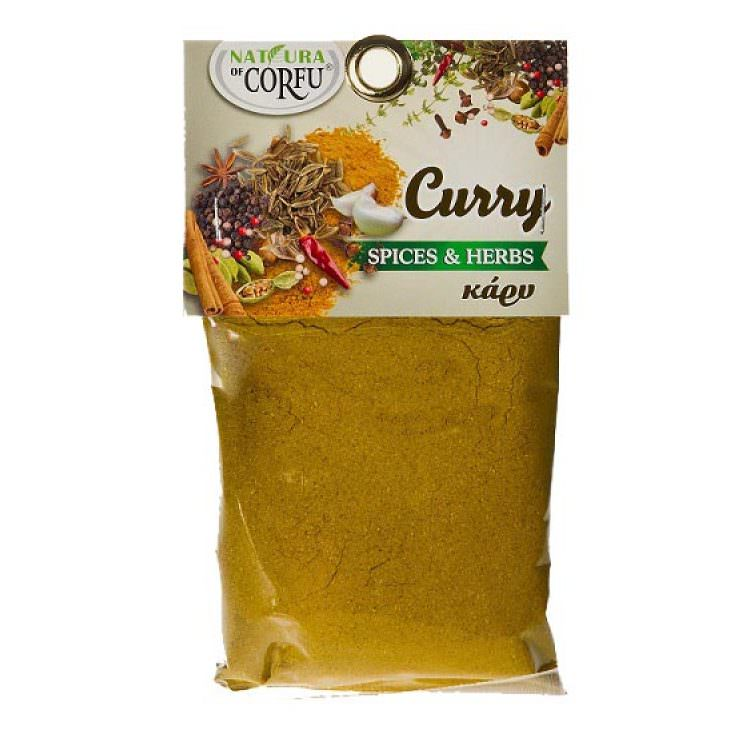 COOKING GREEK RECIPES CURRY 70g