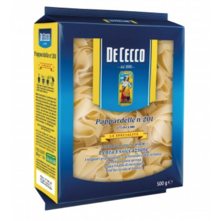 DE CECCO PAPPARDELLE No201 500g