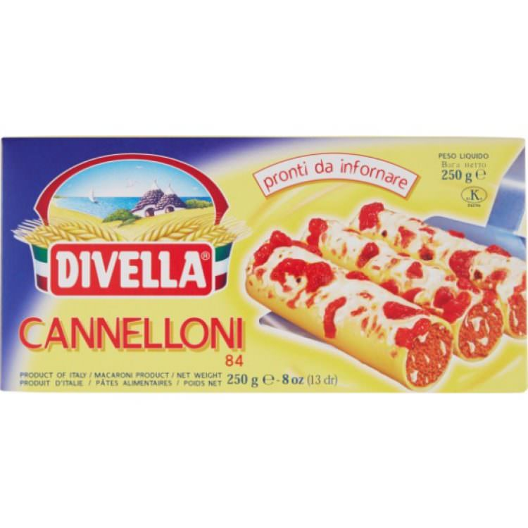 DIVELLA CANELONI