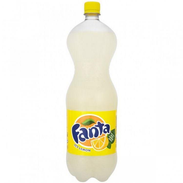 FANTA LEMON 1,5L