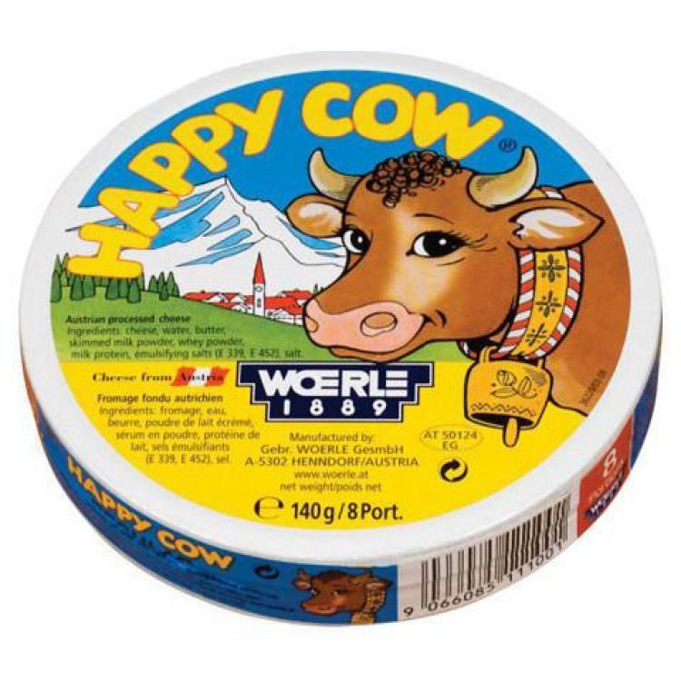 HAPPY COW 140g