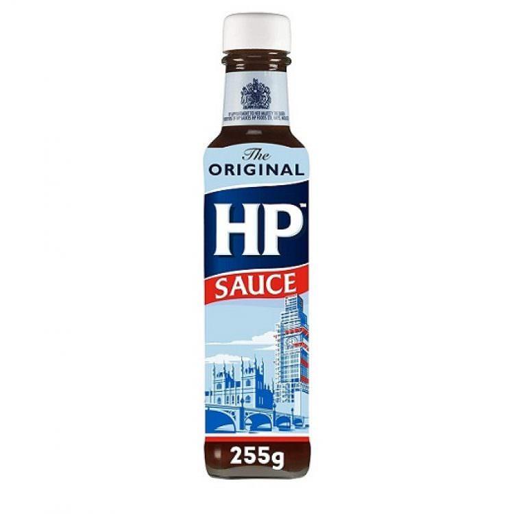 HP SAUCE ORIGINAL 220 ml