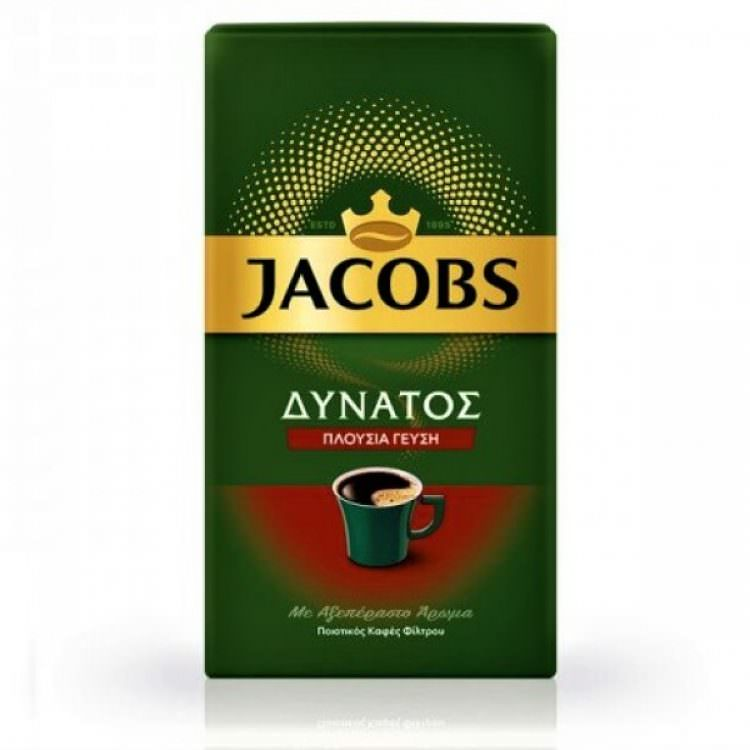 JACOBS STRONG FILTER COFFEE 250g