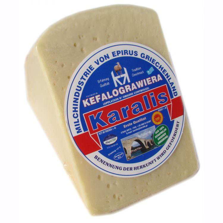 KARALIS KEFALOGRAVIERA 250g