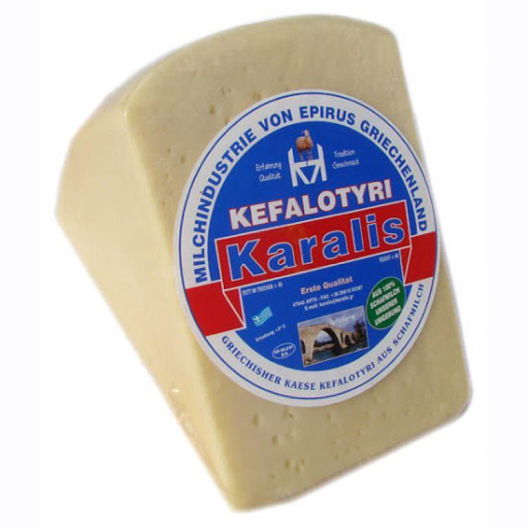 KARALIS KEFALOTYRI 250g