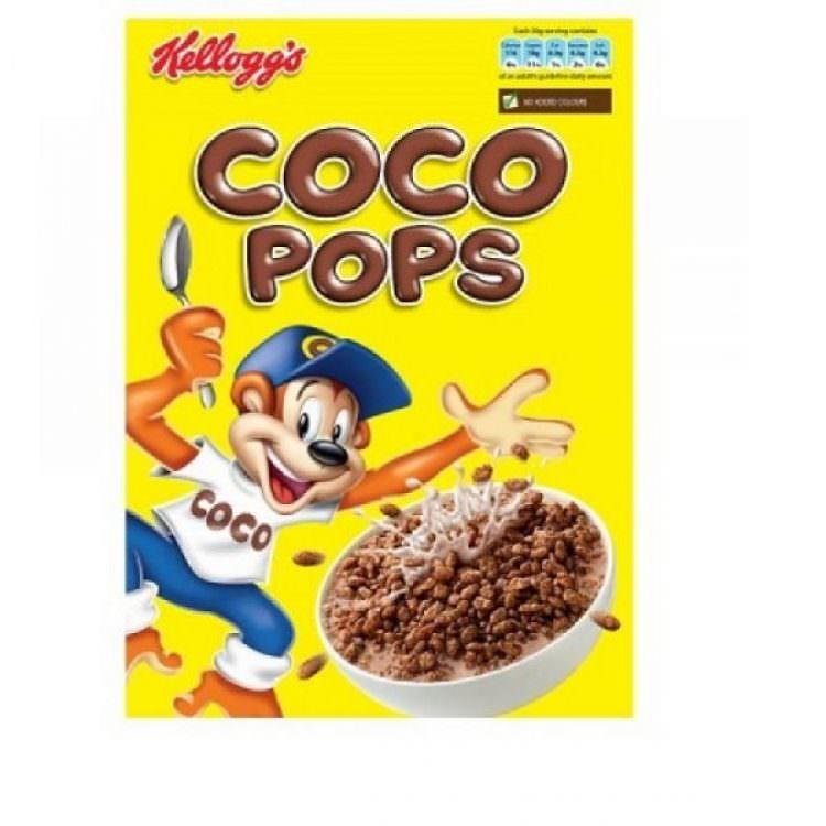 KELLOGG COCO POPS 375