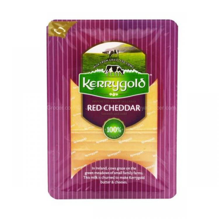 KERRYGOLD RED CHEDDAR SLICES 150g