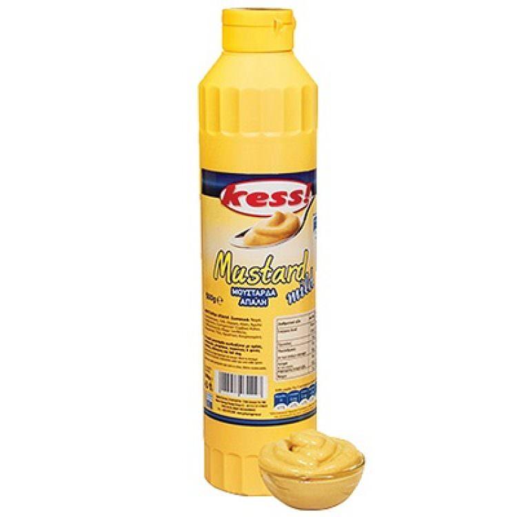 KESS MUSTARD MILD 500g