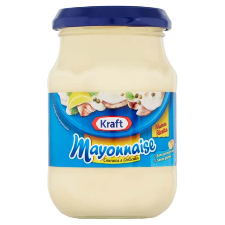 KRAFT MAYONNAISE 175g (GLUTEN FREE)