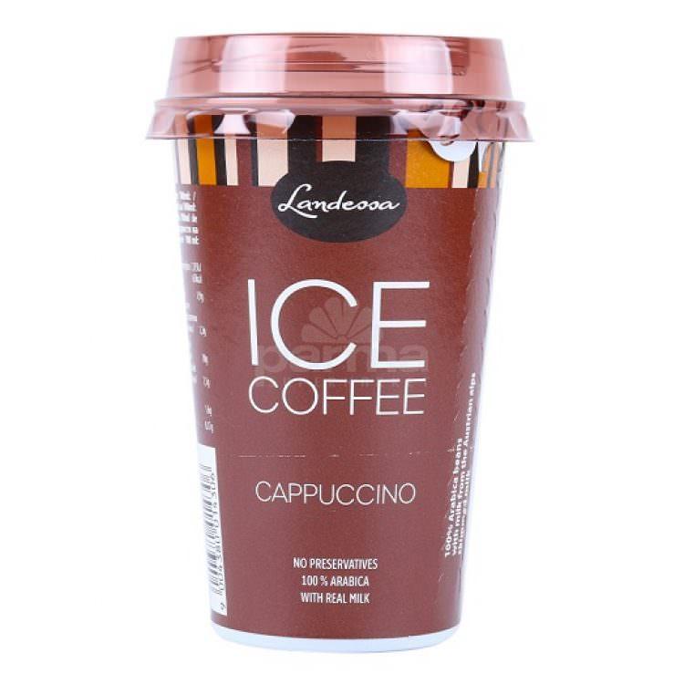 LANDESSA ICE COFFEE CAPPUCCINO 230ml
