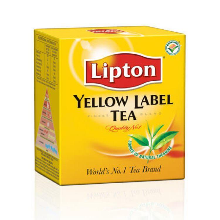 LIPTON TEA BAGS 10( pcs)