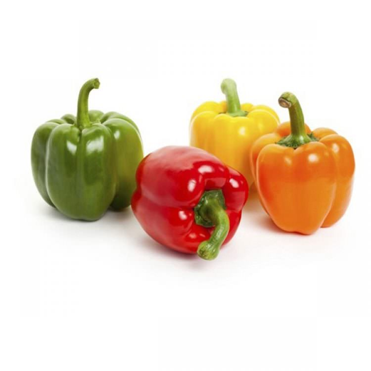 PEPPERS MIX