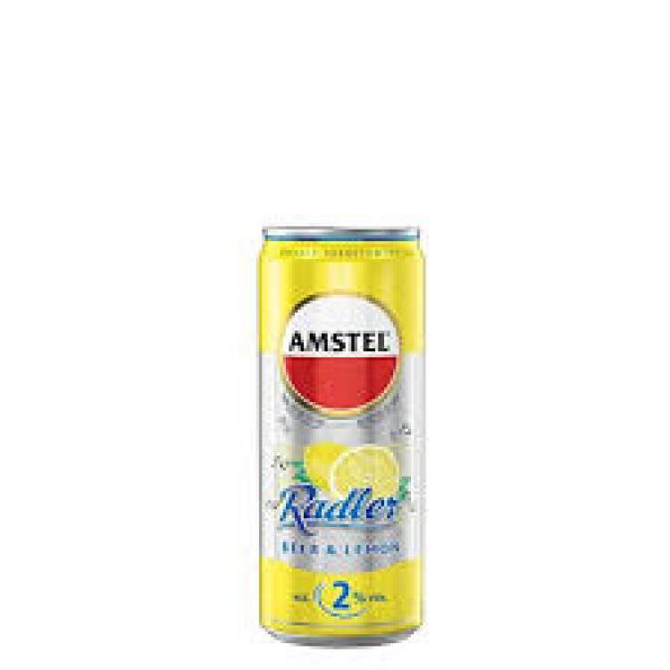 RADLER AMSTEL 330 ML