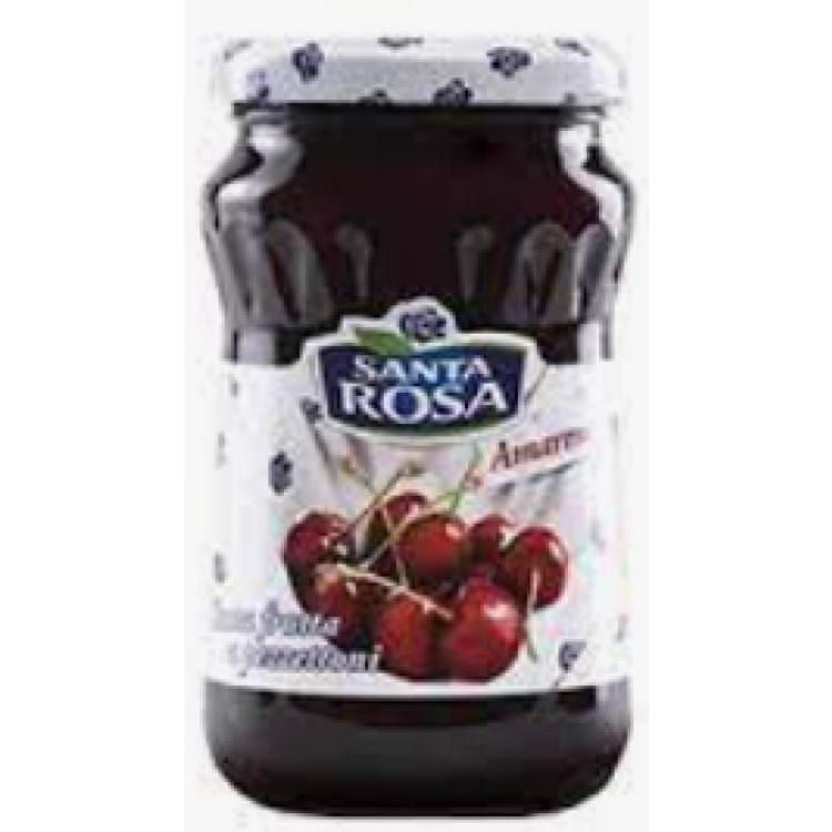 SANTA ROSA CHERRY MARMELADE 350g