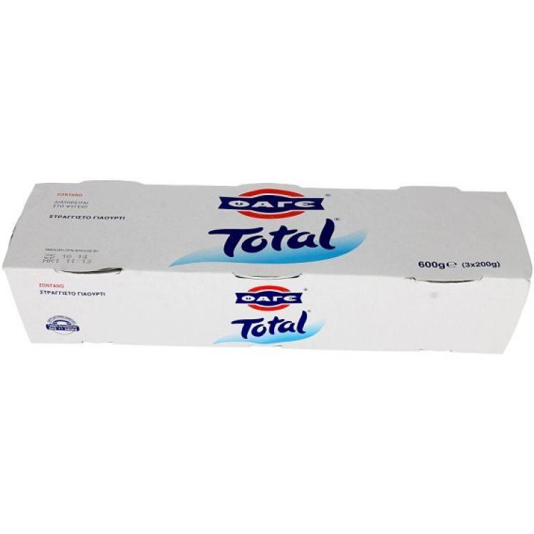TOTAL FULL FAT 3X200g