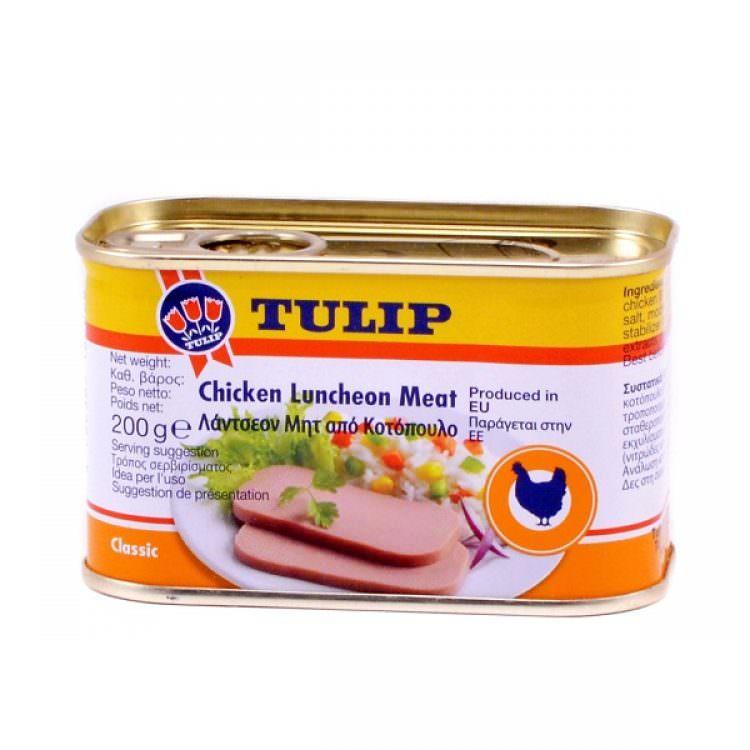 TULIP CHICKEN LUNCEON MEAT 200g