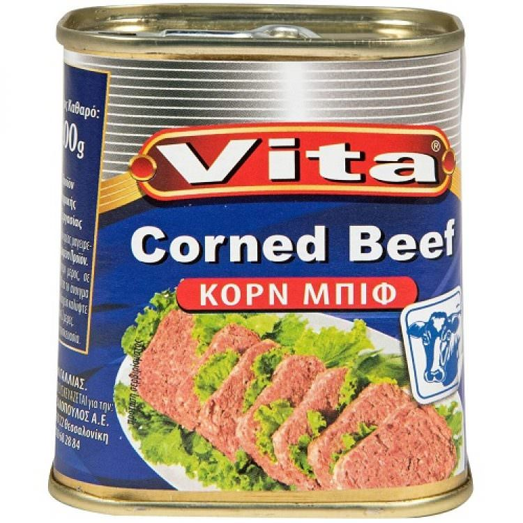 VITA CORNED BEEF 200g