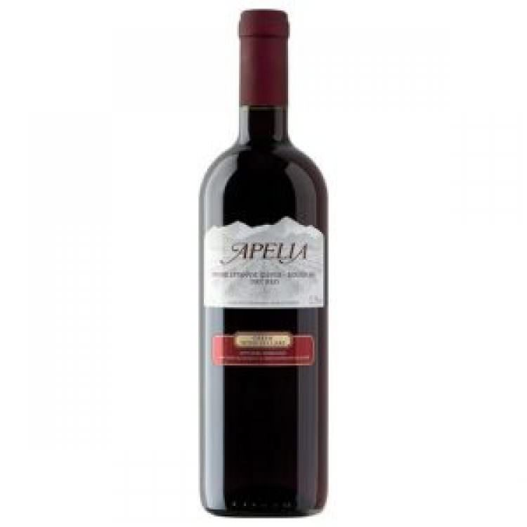 APELIA RED DRY WINE 0,75L