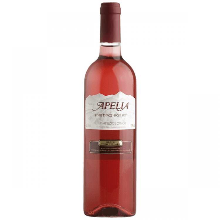 APELIA ROSE DRY WINE 0,75L