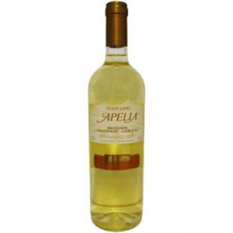 APELIA WHITE DRY WINE 0,75L
