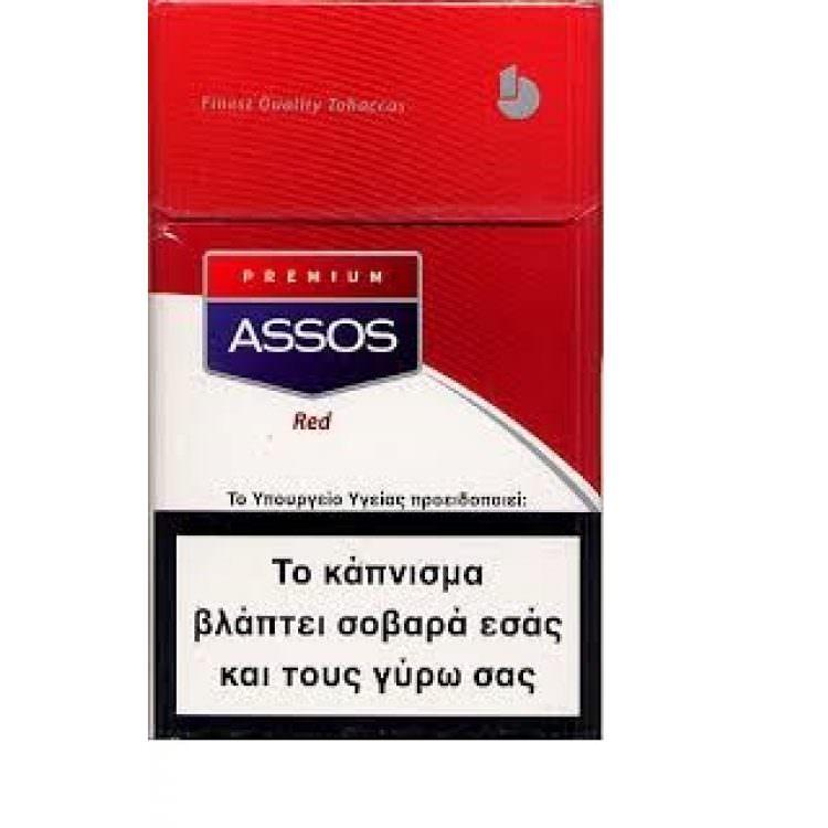 ASSOS PREMIUM RED