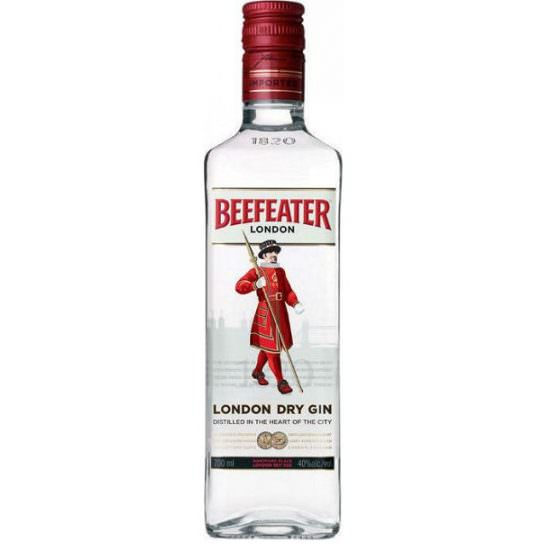 BEEFEATER DRY GIN 0,7L