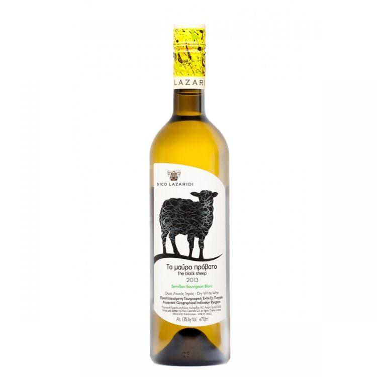 BLACK SHEEP SAUVIGNON BLANC 0,75L