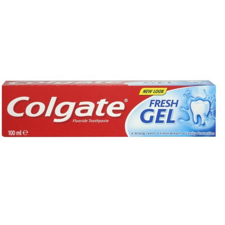 COLGATE TOOTHPASTE FRESH GEL 100ml