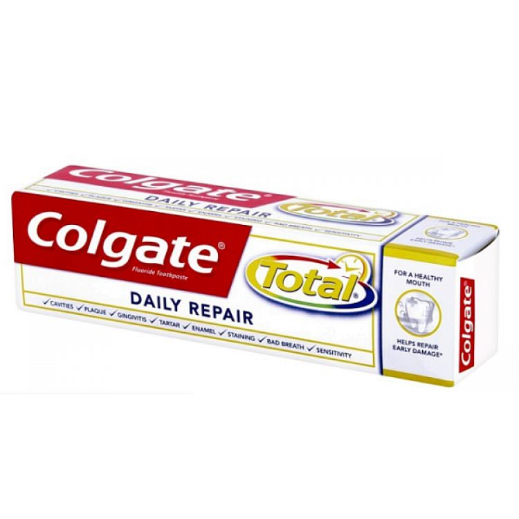 COLGATE TOOTHPASTE TOTAL DAILY REPAIR 75ml