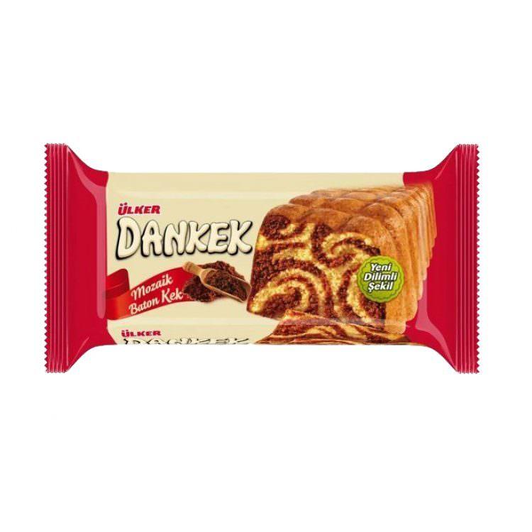 DANKEK MARBLE ( VANILLA -COCOA) CAKE 210g