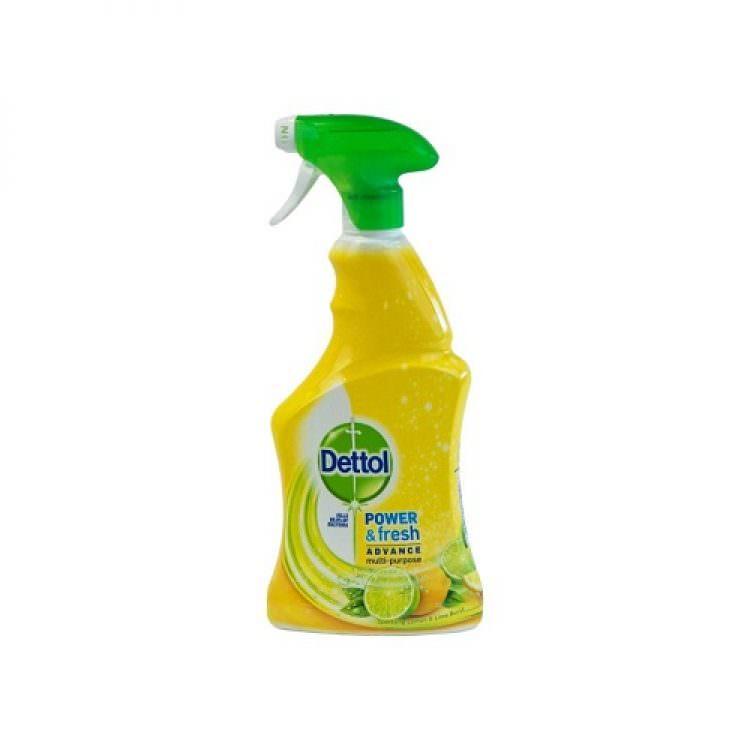 DETTOL CLEANING SPRAY POWER &FRESH 500ml (MULTI-PURPOSE)