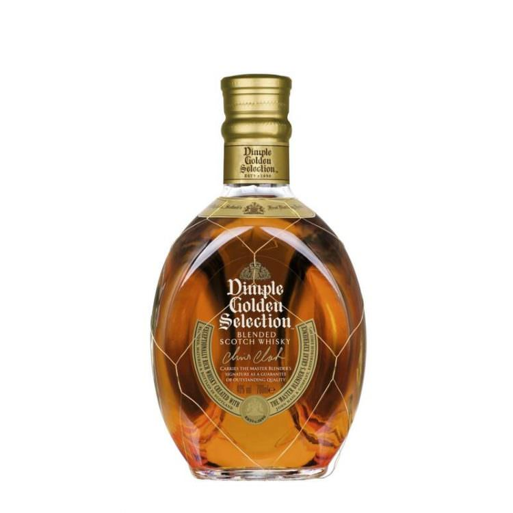DIMPLE WHISKEY 0,7L