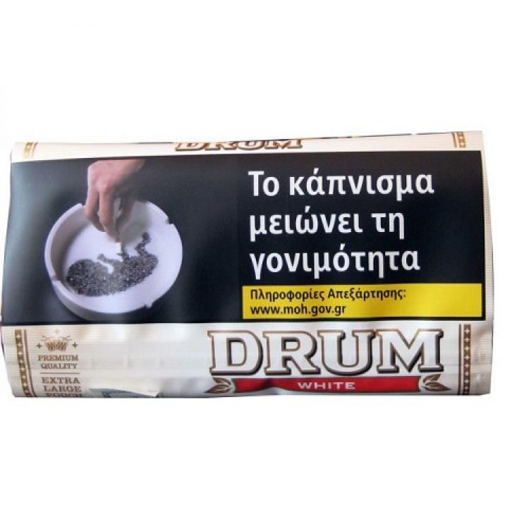 DRUM WHITE TOBACCO 30g