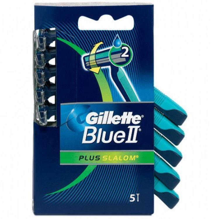 GILLETTE BLUE RAZORSSLALOM PL