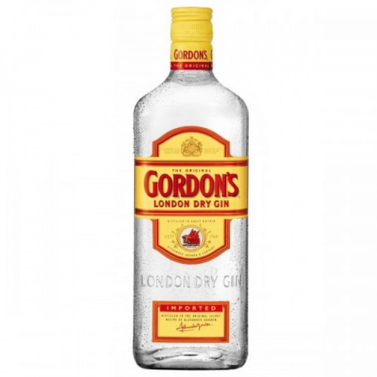 GORDONS DRY GIN 0,7L
