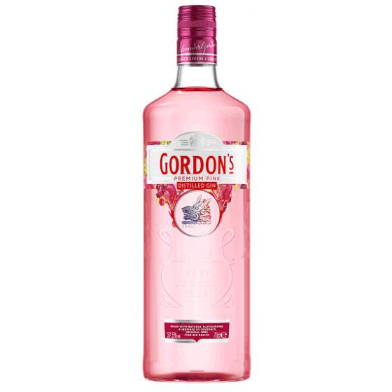 GORDONS PINK GIN 0,7L