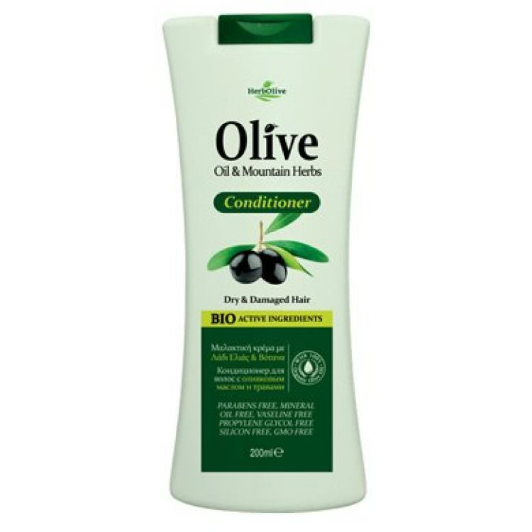HERBOLIVE HAIR CONDITIONER DRY & DAMAGED HAIR 200ml