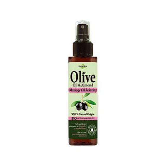 HERBOLIVE MASSAGE OIL RELAXING OIL & ALMOND 150ml
