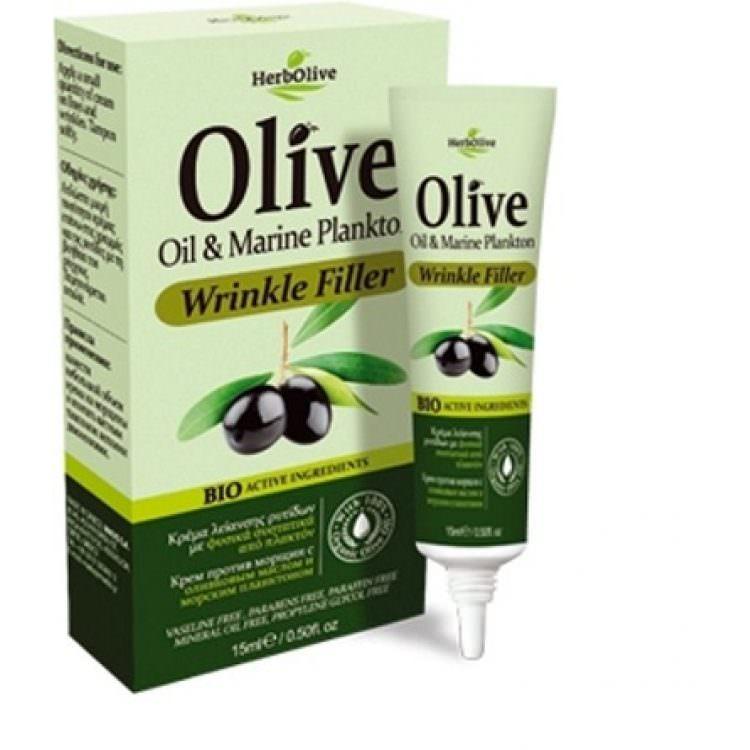 HERBOLIVE OIL&MARINE PLANKTON WRINKLE FILLER 15ml