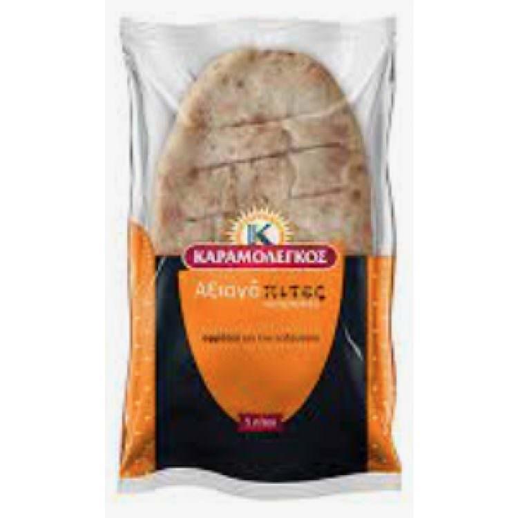 KARAMOLEGOS CYPRUS PITA BREAD (5pcs) 400g