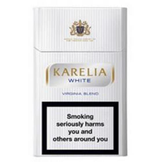 KARELIA WHITE