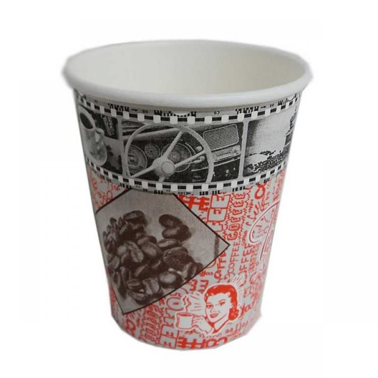 LARIPLAST COFFEE CUPS 80ml (50pcs)